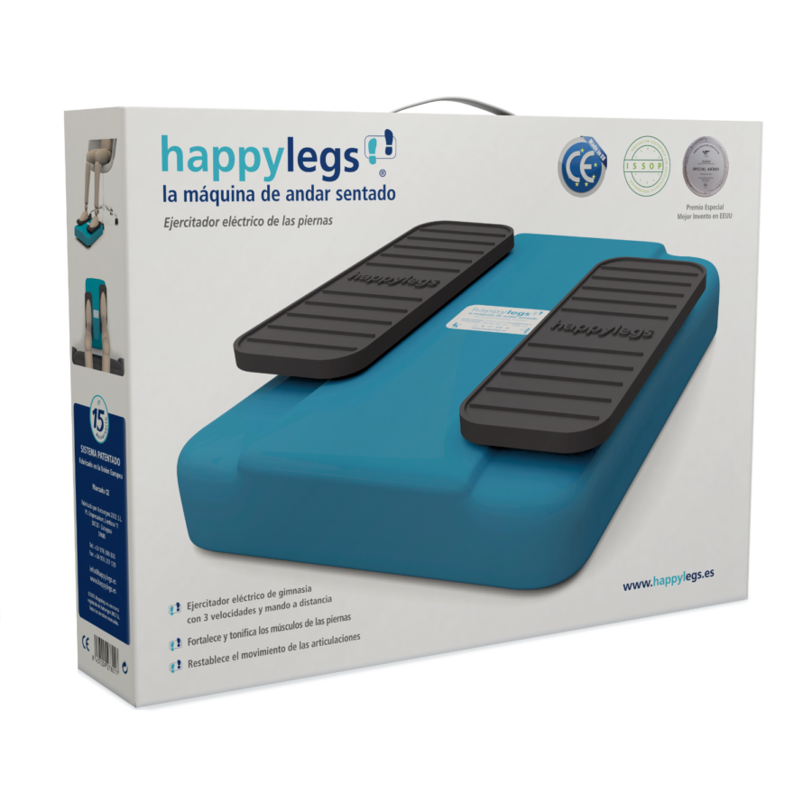 Happylegs Classico Caminhar Sentado Box
