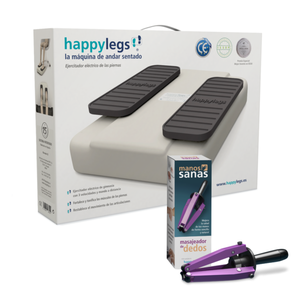 Pack Premium Happylegs Premium + Manos Sanas